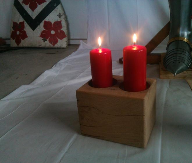Photos porte bougies seul